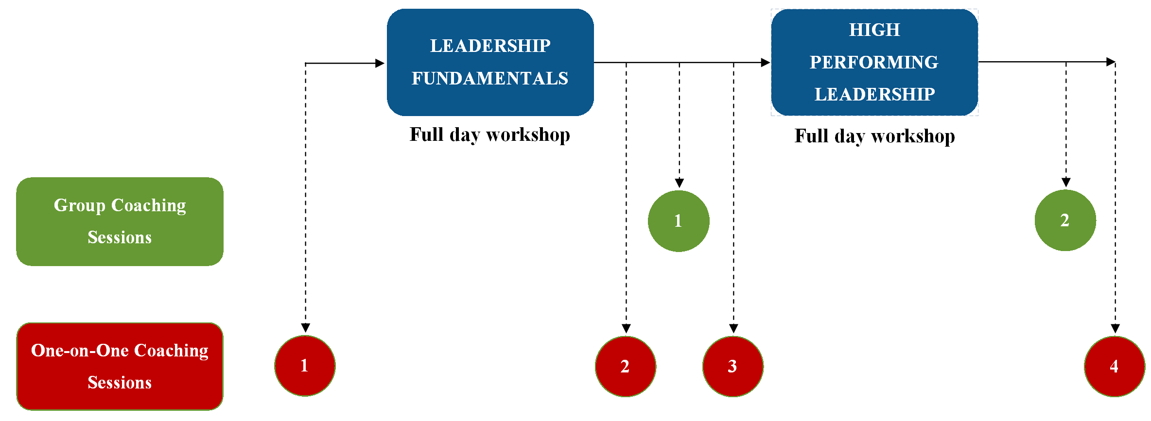 Leadership and performance coaching
